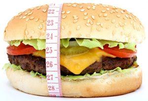 อาหารลดอ้วน